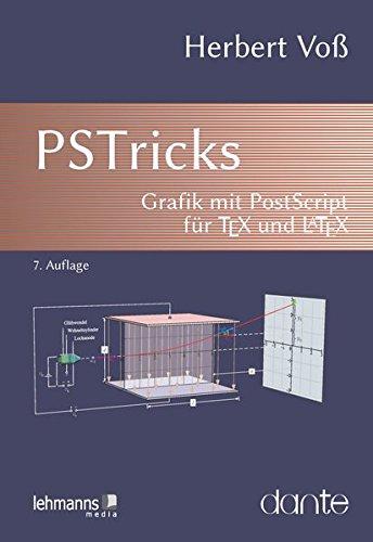 PSTricks: Grafik mit PostScript für TeX und LaTeX (Foto Tex)