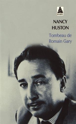 Tombeau de Romain Gary