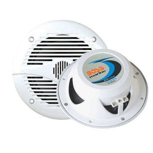 Boss Marine Lautsprecher 150 Watt rund 154 mm Runde Marine-lautsprecher