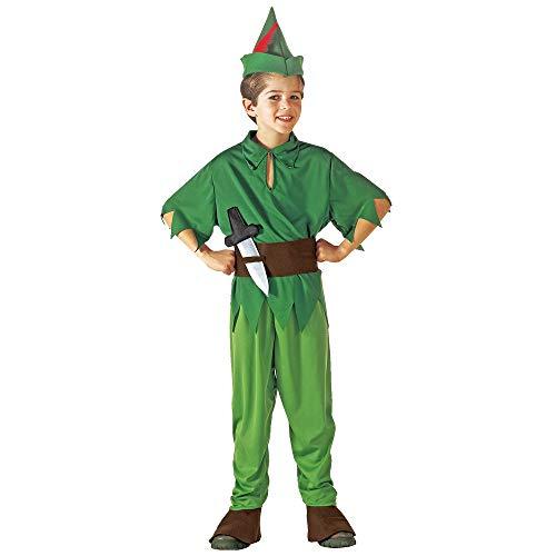 Widmann 38068 - peter costume, in taglia 11/13 anni