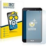 2x BROTECT Matte Protector Pantalla para Asus FonePad 7 FE170CG Protector Mate, Película Antireflejos