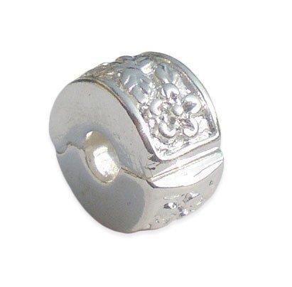 superbe-perle-bead-clip-stopper-argent-925-massif-avec-fleurs-et-feuilles-element-bille-pour-perles-