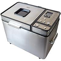 Máquina automática para hacer pan Máquina automática programable Desayuno para pan tostado Masa 2LB 3 colores