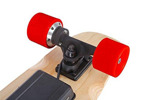 Ninestep skate eléctrico 600W con mando a distancia inalámbrico
