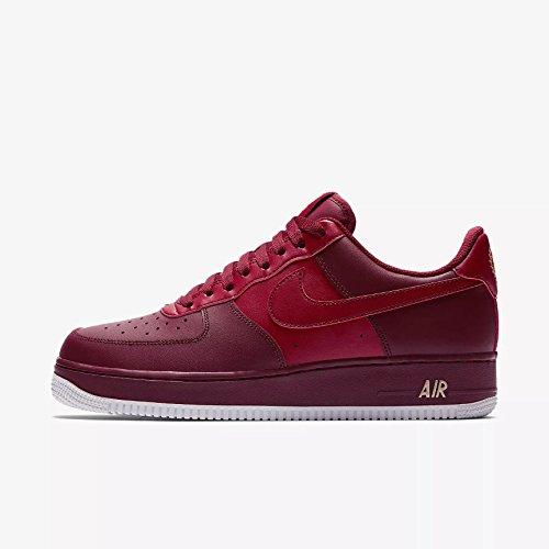 hot sale online e40b8 45bd2 Zapatillas Nike Air Force 1 Team Red Hombre 43 Rojo