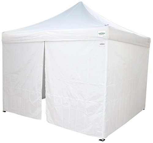 Caravan-Global Sport 3,7x 3,7m M-Series Canopy Sport Pro Kit parete laterale (12da 12