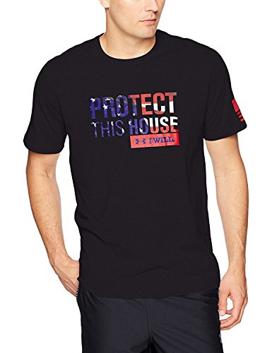 Under Armour Men's Freedom Protect This House T 2.0