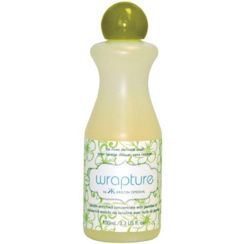 Pflegende Handwäsche (Eucalan WSM pflegendes Feinwaschmittel für Handwäsche, 100 ml, Wrapture Jasmin)