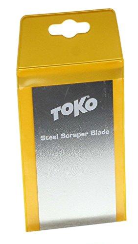 Toko Steel Scraper Blade, Farbe steel