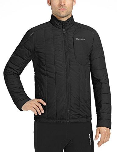 Gonso Herren Thermo Active Jacke Boundary Black