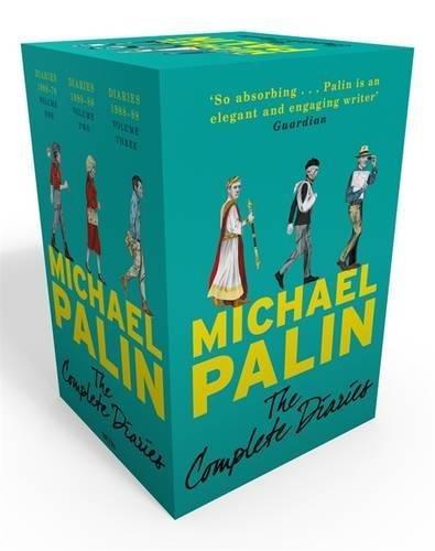 The Complete Michael Palin Diaries por Michael Palin