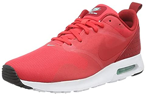 Nike Herren Air Max Tavas Sneakers, Rot (Action Red/Action Red-Gym Red-White), 43 EU