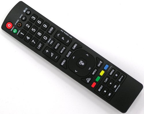 Ersatz Fernbedienung für LG AKB72915207 Fernseher TV Remote Control / Neu (Lg Dvd Fernbedienung)