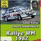 Rallye WM 82 Safari + Elfenbeinküste mit W.Röhrl