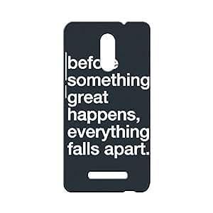 BLUEDIO Designer 3D Printed Back case cover for Xiaomi Redmi Note 3 / Redmi Note3 - G5599