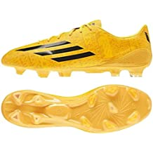 hot sale online 492eb a560a Adidas F50 Adizero FG Messi Gold UK 8,5  42 ...