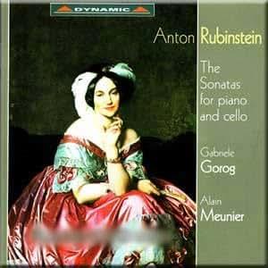 Rubinstein - The Sonatas for piano and cello (CD)