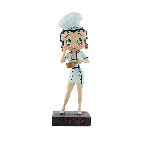 Betty Boop Chef Chef Figure - Collection No. 25