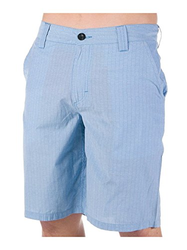 ANALOG Herren Shorts MORENO III, ROYAL, 31 (Nadelstreifen-bermuda-shorts)