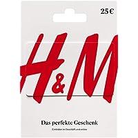 H&M Geschenkkarte (25€) - für Deutschland - per Post