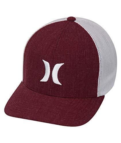 Hurley M Icon Textures Hat Gorras