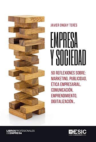 Empresa y sociedad (Libros profesionales de empresa) eBook: Ongay ...