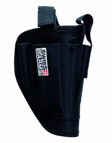 Swiss Arms Gürtelholster aus Cordura mit Magazintasche, 201243