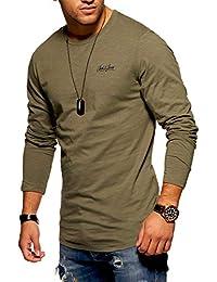 add313d09e33e3 Suchergebnis auf Amazon.de für  longshirt olive - Herren  Bekleidung