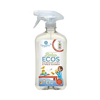 Earth Friendly Products Kinderzimmer- und Spielzeugreiniger, Duftfrei, 500ml (3Stück)
