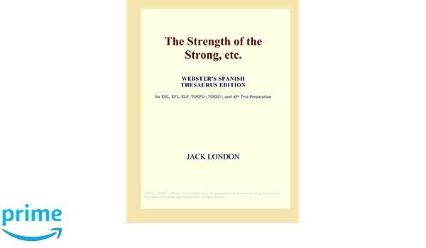 strength thesaurus