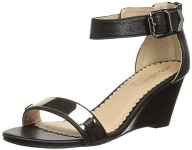 Head Over Heels Womens Genee Fashion Sandals 0161508750001028 Black 3 UK, 36 EU