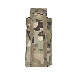 Slimline Foldable Dump Warrior -Farbe: Multicam