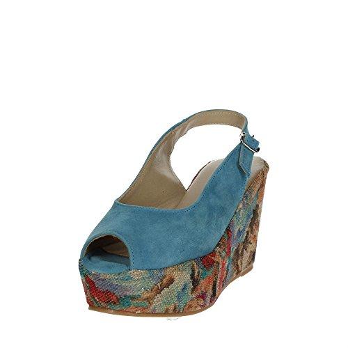 Sandali blu scuro per donna Zhuhaitf wYpJjOWvSx
