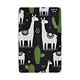 DOSHINE Zwillings-Decke, Tropische Kakteen Love Alpacas Llama weich, leicht, Warmer Decken 152,4 x 228,6 cm für Sofa, Bett, Stuhl, Büro