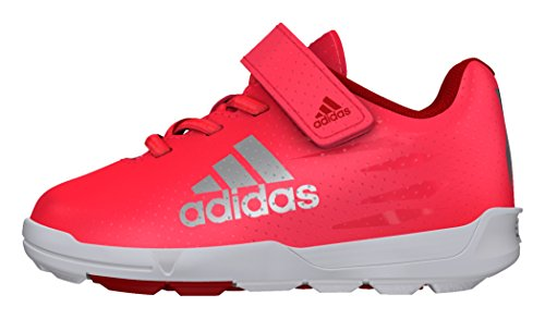 adidas Fb X Infant, Chaussures de Football Mixte Bébé Rojo (Rojsol / Plamet / Rojint)