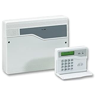 HONEYWELL SECURITY 8SP399A-UK ACCENTA MINI GEN4 PANEL+LCD KEYPAD [1] (Epitome Certified) by Pro Series