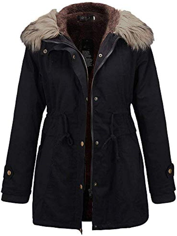 BoBo-88 Parka Invernale Cappotti Donna Calda Addensare Cappotti Invernale  Invernali Outdoor Fashion Casual Eleganti 677589aeee1