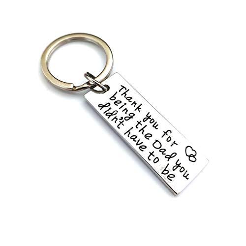 QIangpei Exquisite Teileinzüge; 1PC Hand Tools Schlüsselanhänger Daddy Schlüsselanhänger Geschenk für Vater Vatertag, Vater Schlüssel Kettenzubehör(None - Taschenlampe Kostüm Machen
