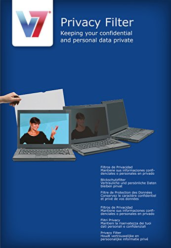 V7 PS154WA2 2E Blickschutzfilter fr Notebook Displays 391cm 154 Zoll 1610 332x207 matt glossy Kategorien