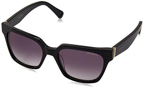 Max Max & Co. Damen CO.267/S 9C 807 53 Sonnenbrille, Black/Dk Grey Sf,