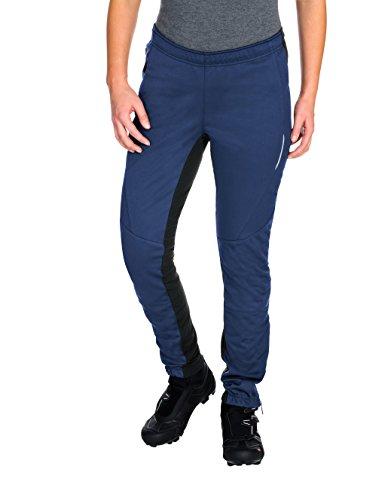 VAUDE Damen Women's Wintry Pants Iii Hose, Sailor Blue38/S Sailor Hose