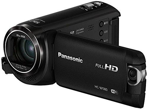 4. Panasonic HC-W580