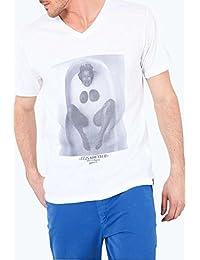 Tee Shirt Mc Elisabeth 2 French Kick Blanc