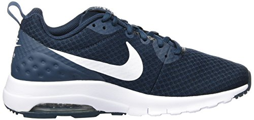 Nike Air Max Motion LW, Chaussures de Gymnastique Homme Bleu (Armory Navy/white)