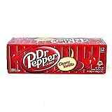 Dr Pepper - 8 Sorten - 12 Dosen - Classic Cherry Vanilla Float Ten Diet Caffeine Free Kirsche Vanille Zero Diät Klassik (Cherry Vanilla)