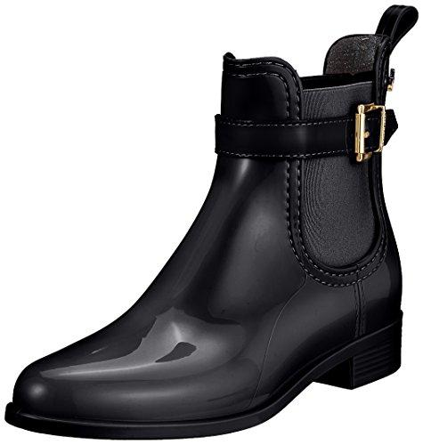 Lemon Jelly Damen Garda Chelsea Boots, Schwarz (Black), 40 EU