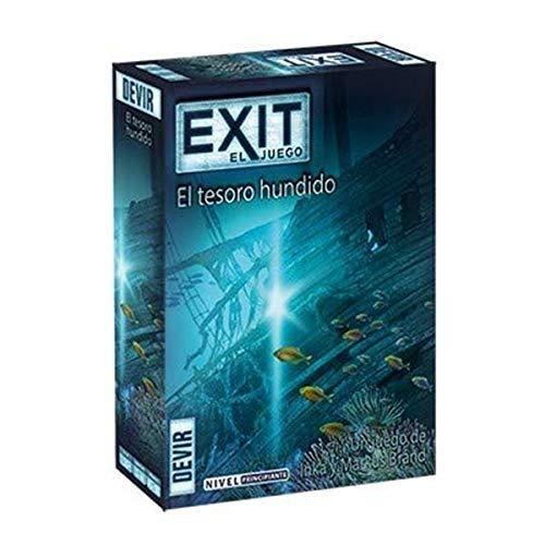 Exit : El Tesoro Hundido - Castellano