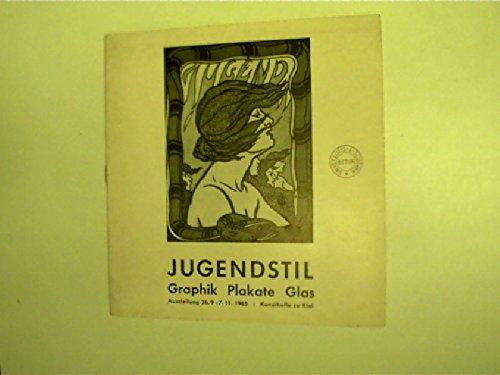 Jugendstil - Graphik, Plakate und Glas,