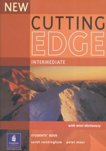 New Cutting Edge: Intermediate: Student's Book by Sarah Cunningham (7-Jan-2005) Paperback