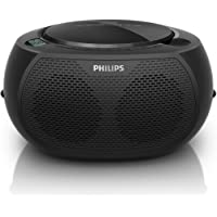 Philips Az100B/12 Müzik Seti, 245 X 131 X 212 Mm, Siyah
